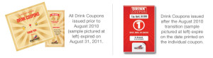 southwest drink coupon