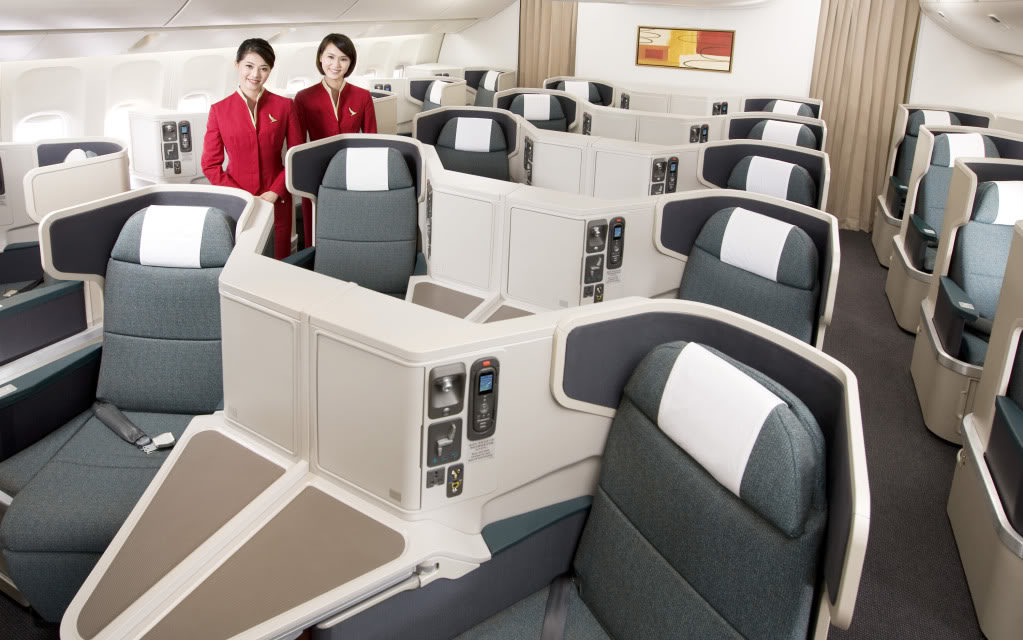 Hack to Open Cathay Award Space Through AA