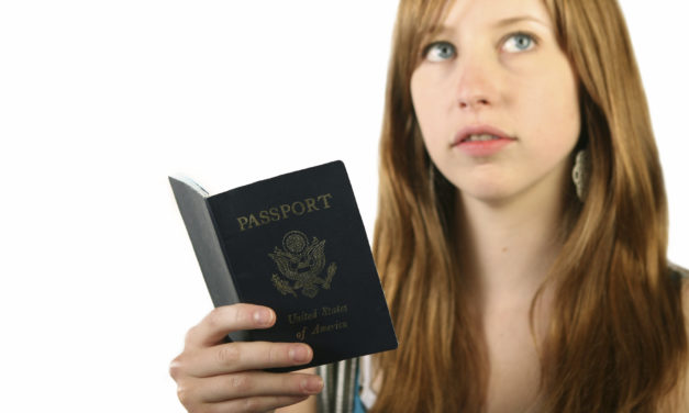 What Should I Do if My Passport Is Damaged?