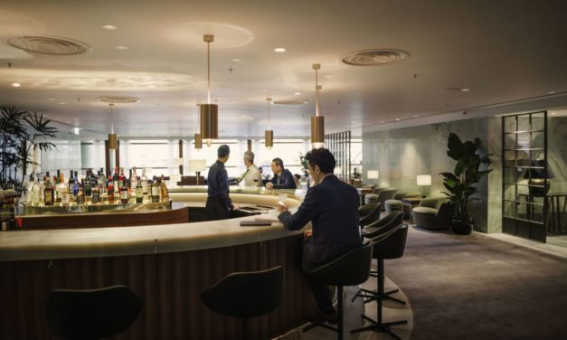 Review: Cathay Pacific The Pier First Class Lounge Hong Kong