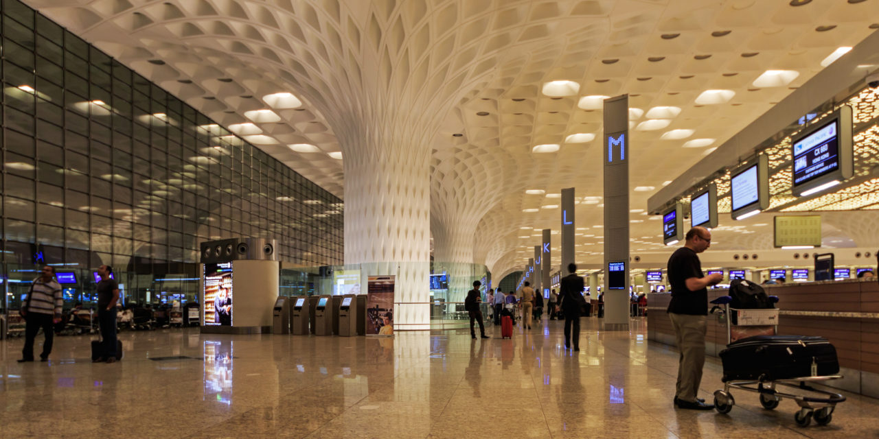 Bombay Airport and Air India