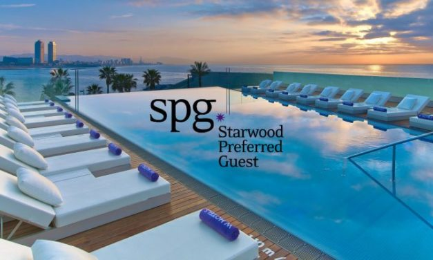 The Reason I Didn't Take 16,000 SPG Points Was Because of My Parents