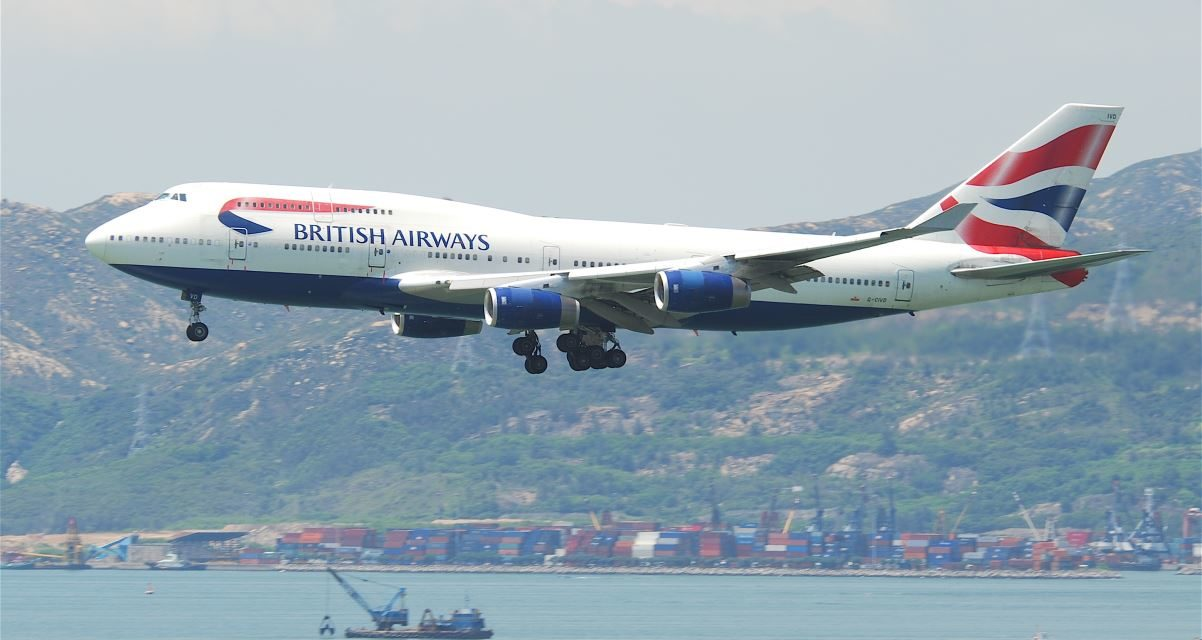 British Airways Free Upgrade to First Class and More