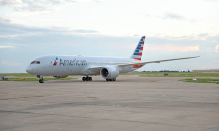 American Airlines Takes Delivery of First 787-9