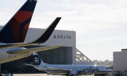 Earning Alaska miles on Delta's Comfort Plus class