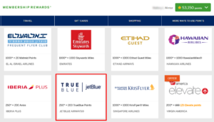 JetBlue is an Amex Transfer Partner!