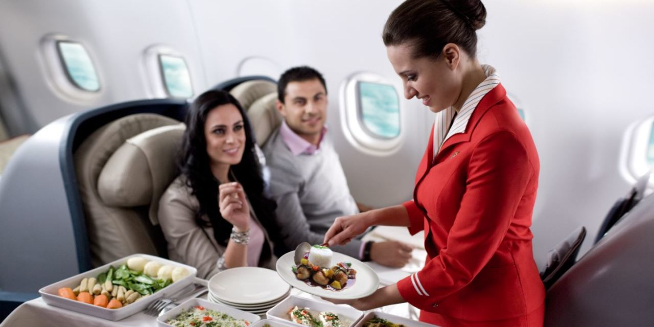 How Do You Get The Best Service On Flights?