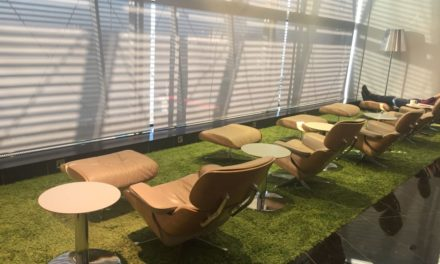 Review: Aer Lingus Gold Circle Lounge London Heathrow