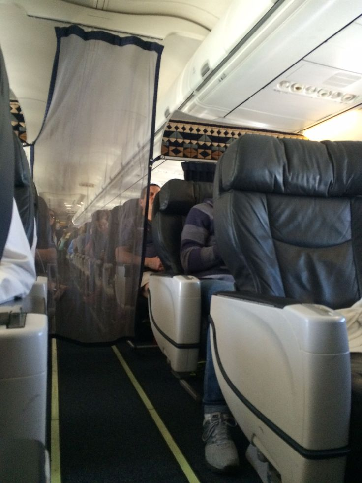 Alaska Airlines First Class From
