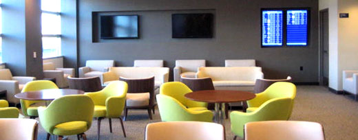 The Club at SJC (Image: The Club Airport Lounges)