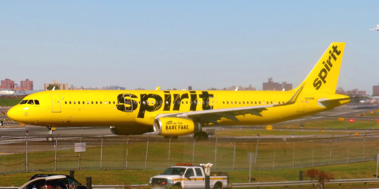 Spirit Airlines Expansion