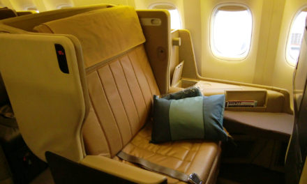 Singapore Airlines Boeing Order