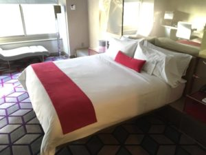 Bed at the W NYTS