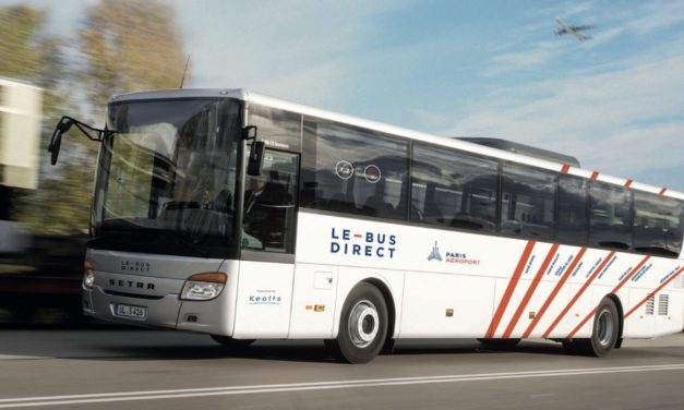 Paris Airport Transfers With Le Bus Direct