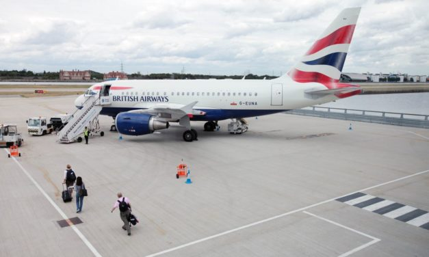 Revealed! Exclusive Private Jet Like British Airways Flight