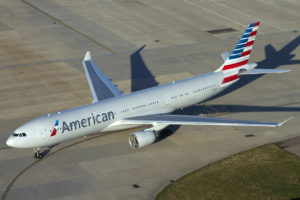 American Airlines A330
