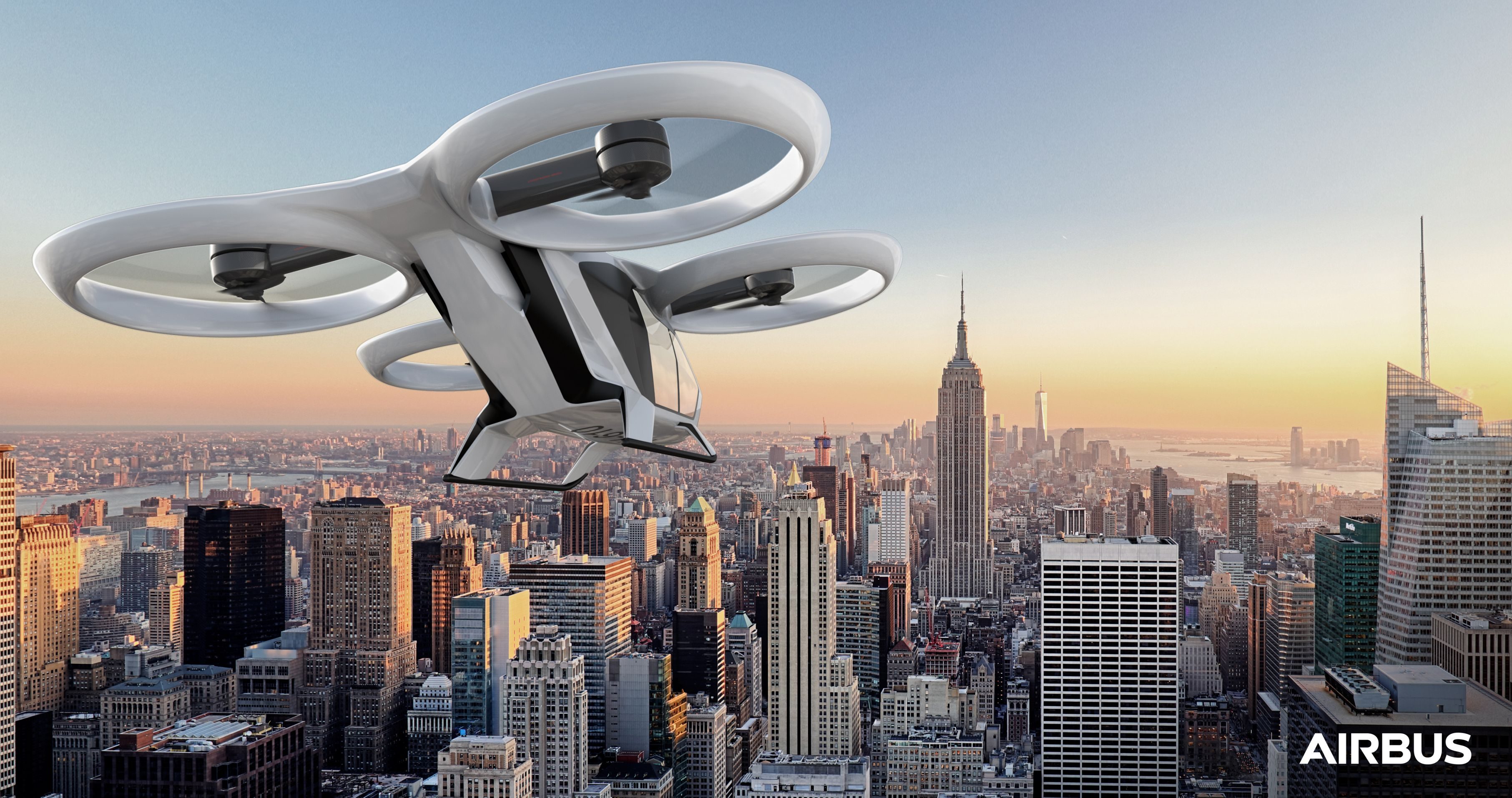 Passenger drones are here and Dubai is winning the sky ...