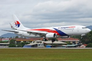 Malaysia Airlines 737-800