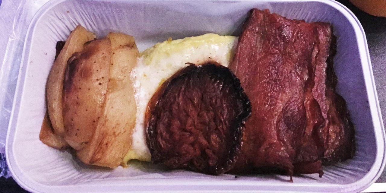 Top 5 Airline Breakfast Meals