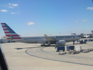 A330 to Philly
