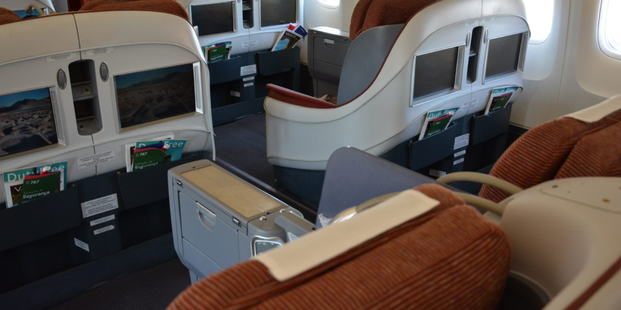 Review: Under $100 Lie Flat Business Class Including Lounge Access