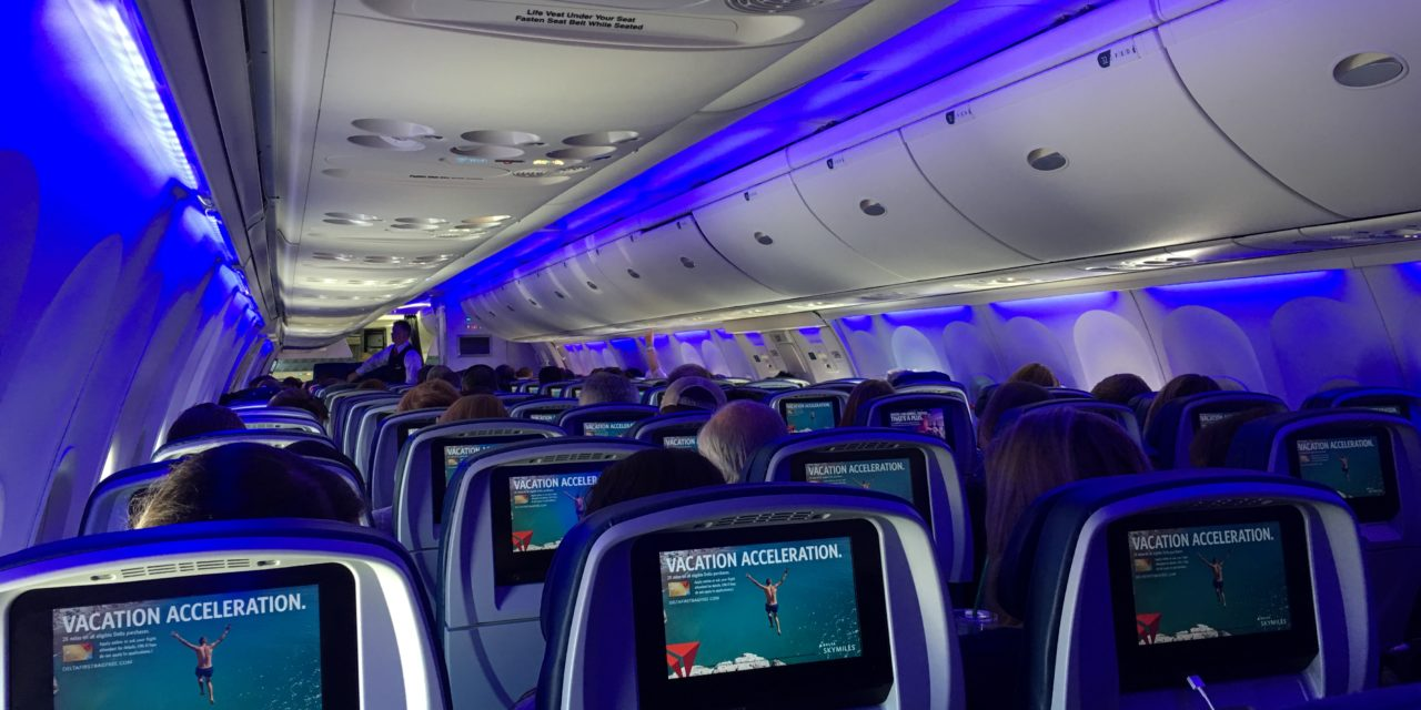 Airplane Review: Delta Economy 757-200 and MD-88