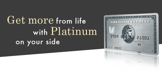 Charge Card Review: American Express Platinum Card