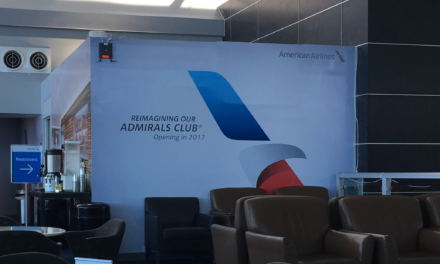 Lounge Review: Construction Takes Over Admirals Club at JFK and How to Avoid It