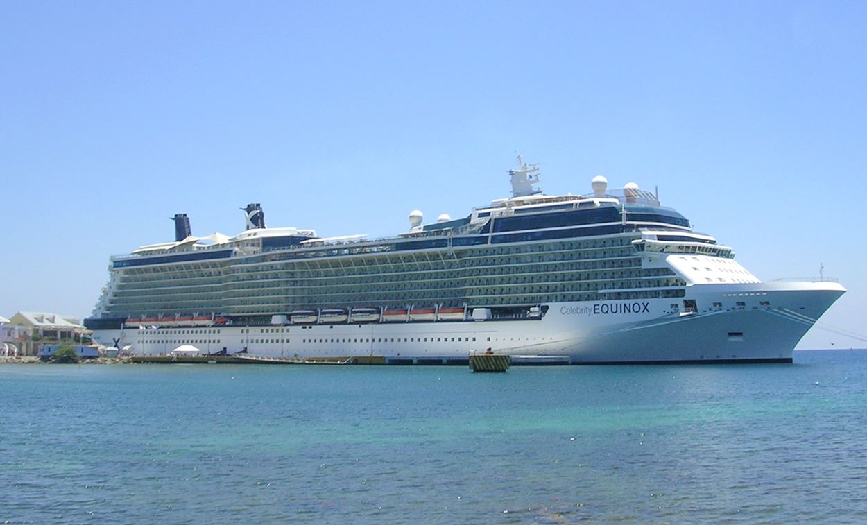 Staggered boarding on celebrity cruises