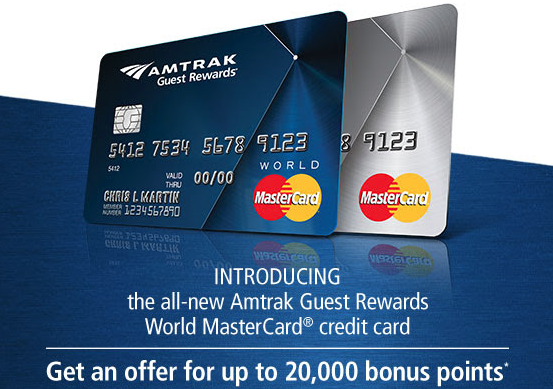 This New Amtrak Credit Card Would Be in my Wallet if……