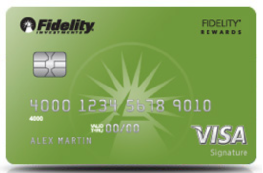 Fidelity Amex Going Away – New Visa Coming