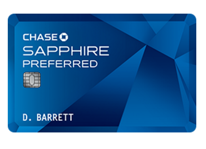 Chase Sapphire Preferred (Chase Online)