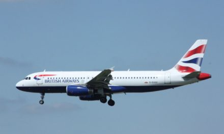 Flight Review: British Airways Euro Traveller