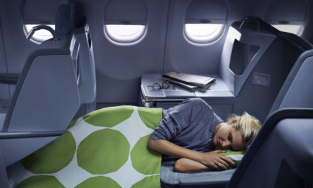 Do You Have Sleep Issues On Long Flights?
