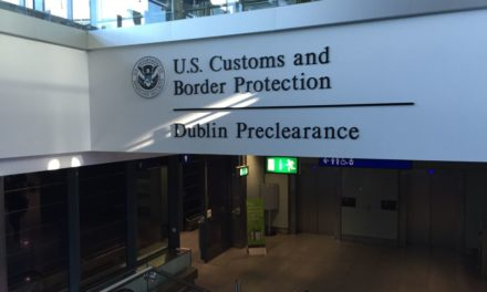 US Immigration Preclearance In Ireland