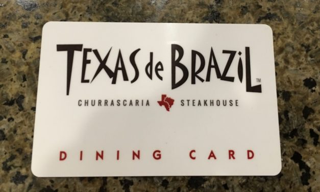 "Buyer Beware: Texas de Brazil ""Gift Cards"""