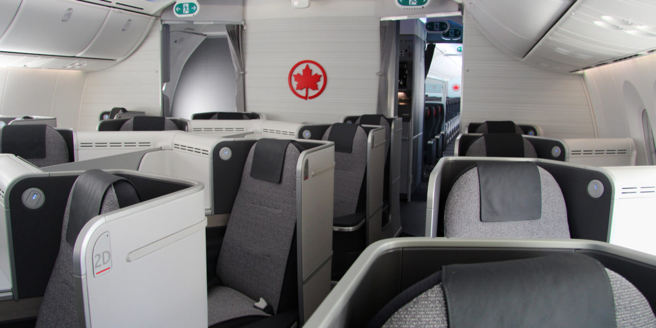 Air Canada eUpgrades now even better, and Air Canada Altitude becomes Aeroplan Elite Status