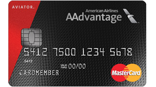 The American AAdvantage Aviator Red Card (Image: American Airlines)