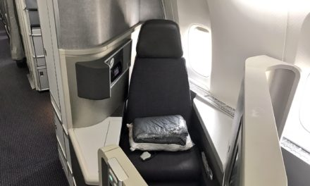 American's New 777 Miami to London and Amenity Kit Giveaway