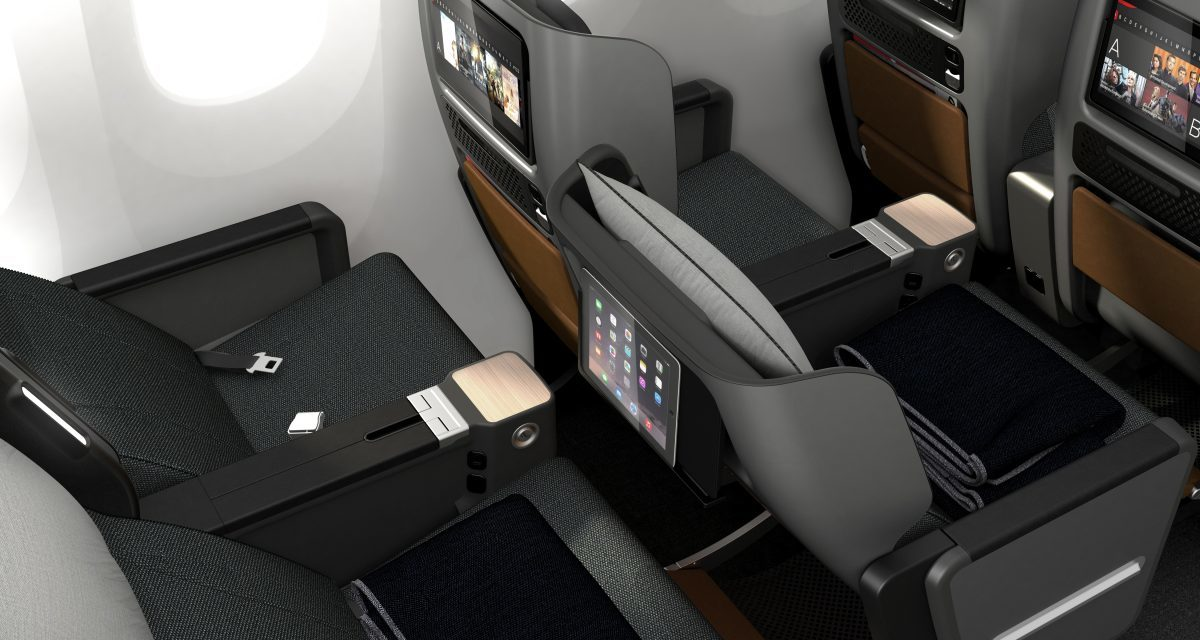 Qantas Announce World Leading Premium Economy Seat
