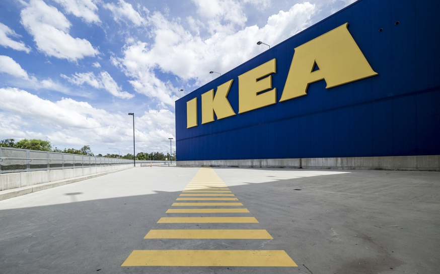 Yes, You Can Spend the Night at IKEA