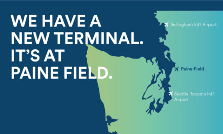 Alaska Airlines to Fly from Second Seattle Airport, Paine Field in 2018