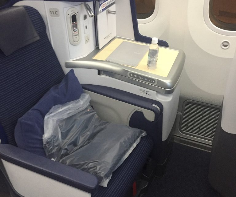 Review: ANA Business Class Bangkok to Tokyo on 787-9 Dreamliner