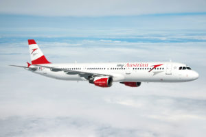 Austrian Airlines A321