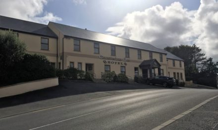 Review: Caisleáin Óir Hotel in County Donegal Ireland