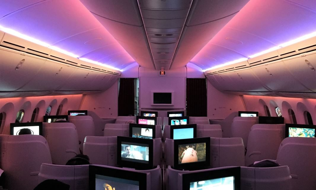 How Spectacular is Qatar Airways' 787 Business Class?