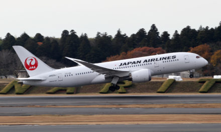 More Success: JAL Orders More 787 Planes