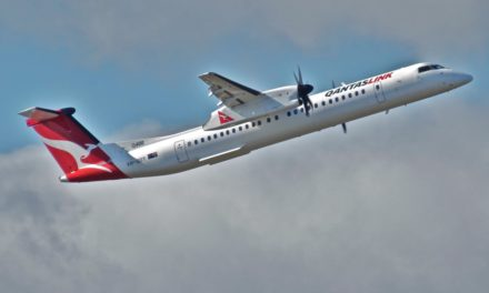 Review: QantasLink Dash 8 Q400 Brisbane to Longreach