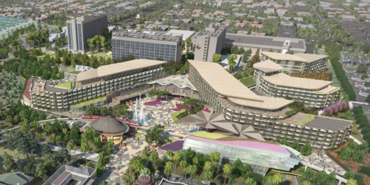 Disneyland Scraps their Eastern Gateway Project and Proceeds with Luxury Hotel and Parking Structure