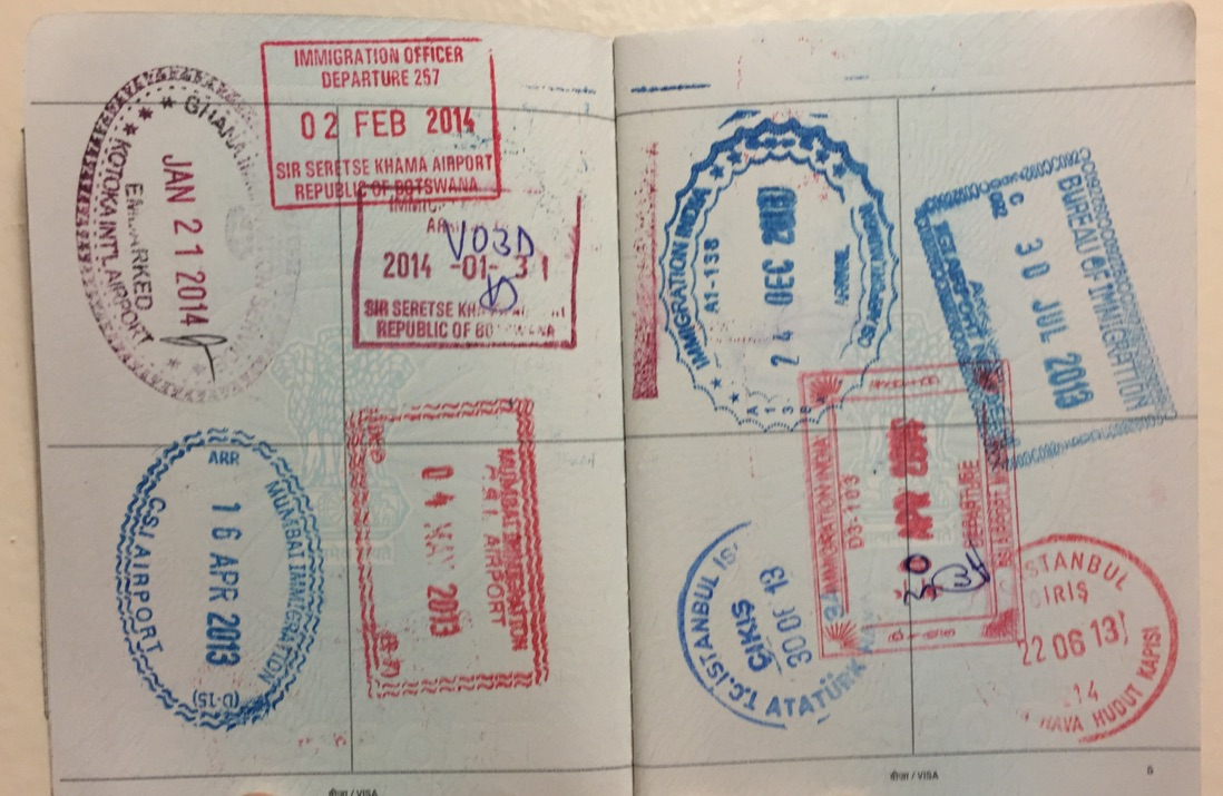 These countries do not issue a passport stamp upon entry | TravelUpdate